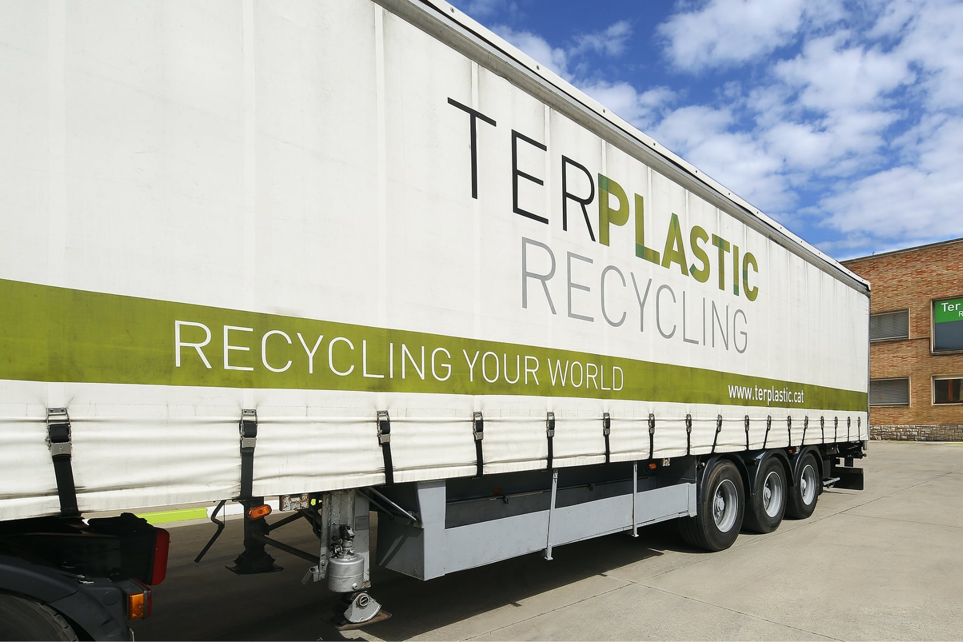 Terplastic, recycling your world