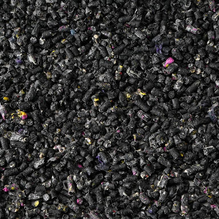 aglomerado blend expandido de colores